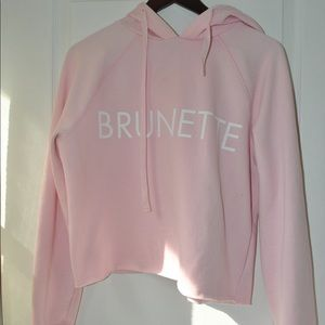 Brunette The Label Hoodie